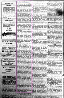 2019-09-17. Labor Day, Gazette, 9-7-1923