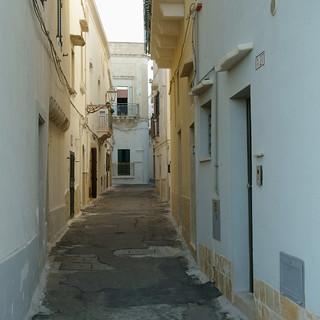 Salento .Vicolo di Gallipoli Vecchia ( Sud/South)
