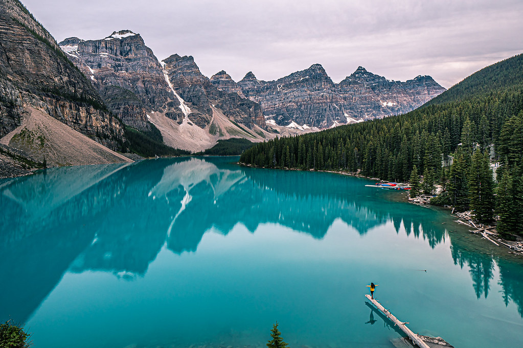 Image for Moraine Lake, Canada