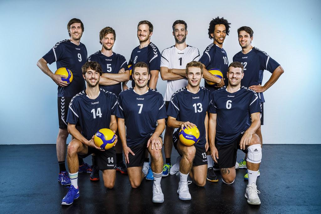 Teamfotos Saison 2019/20