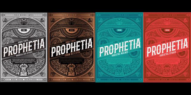 PROPHETIA (PROFECÍA): Arte conceptual, no comercial