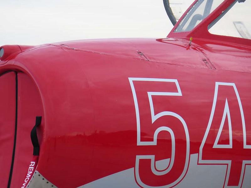 Mikoyan-Gurevich MiG-15UTI 4
