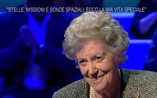 Amalia Ercoli Finzi, illustre accademica, scienziata