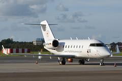 D-AFAB Canadair CL.604 Challenger @ Schiphol 13-Sep-2019 by Johan Hetebrij