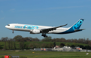 Airbus Industrie Airbus A330-941 F-WTTE