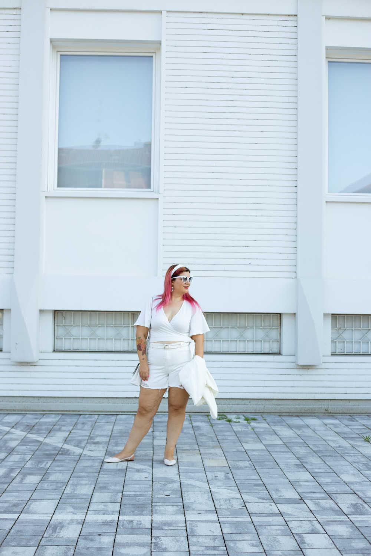 #CurvyColorchallenge bianco, come indossarlo (2)
