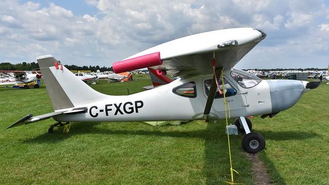 C-FXGP - Stoddard-Hamilton GS-2 Sportsman 2+2    Oshkosh