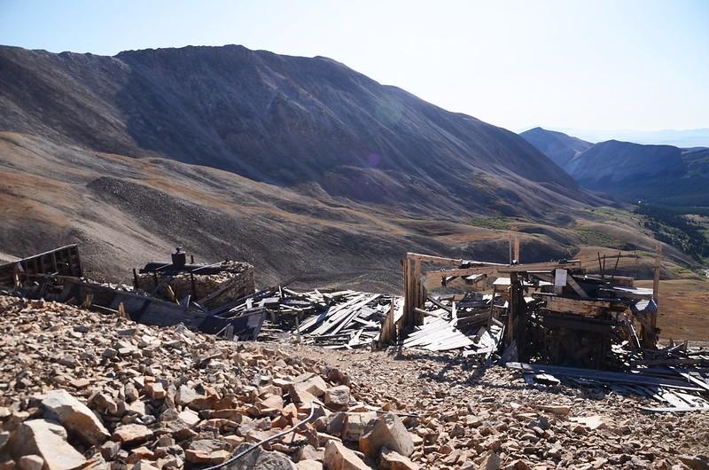 Hilltop Mine ruins (3)