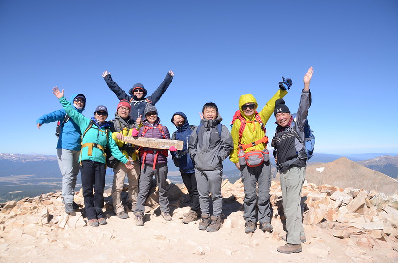 Taken at the summit of Mount Sherman (10)