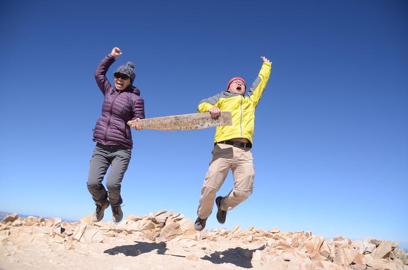 Jump!~Mount Sherman (58)
