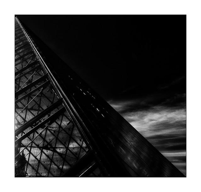 La diagonale de la Pyramide
