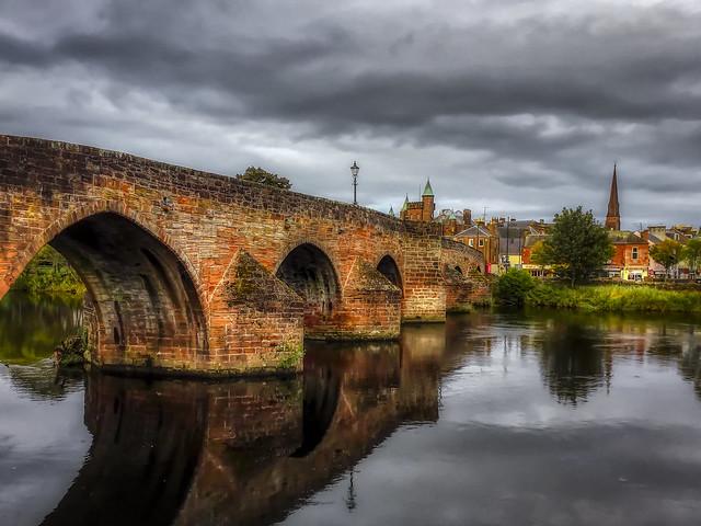 Dumfries, Scotland