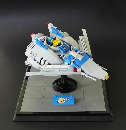 Classic Spaceship