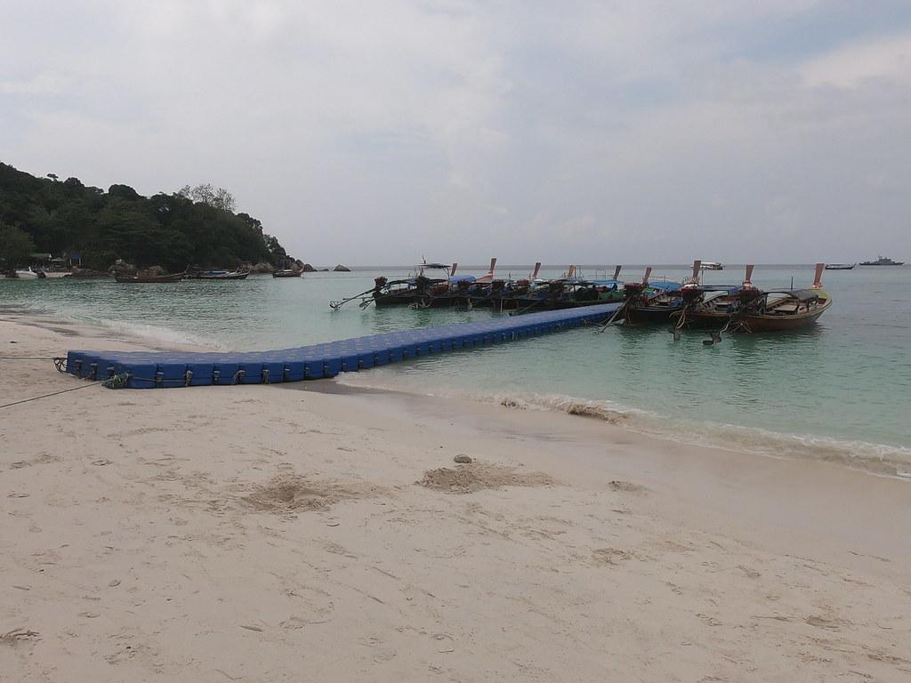 Muelle de Koh Lipe