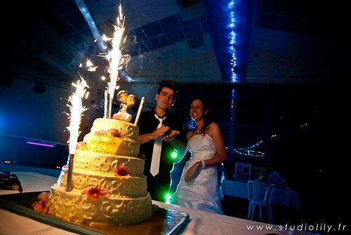 Wedding Cake Leslie&Cedric ©Studio Lily