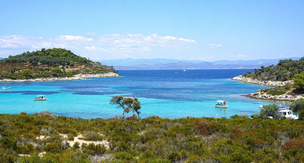 Vakantie in Chalkidiki, Griekenland | Mooistestedentrips.nl