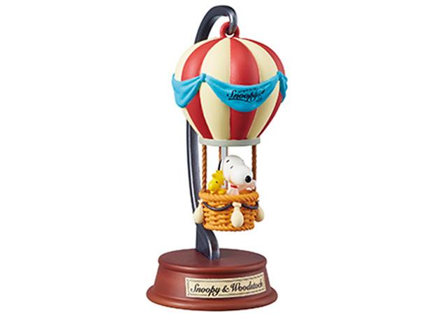 乘坐氣球遊世界!RE-MENT《史奴比》「史奴比的熱氣球之旅」盒玩(Snoopy's Balloon Journey 〜気球に乗ってどこ行こう〜)