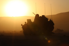 Stryker Sunset