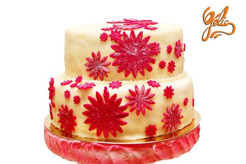 Wedding Cake Marguerites