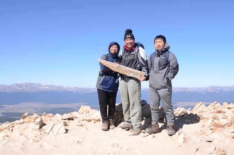 Taken at the summit of Mount Sherman (19)