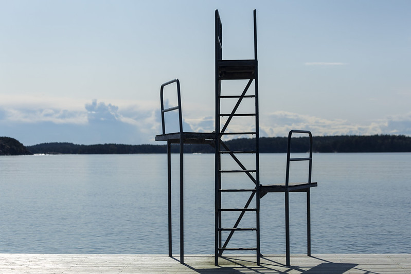 Dive Tower