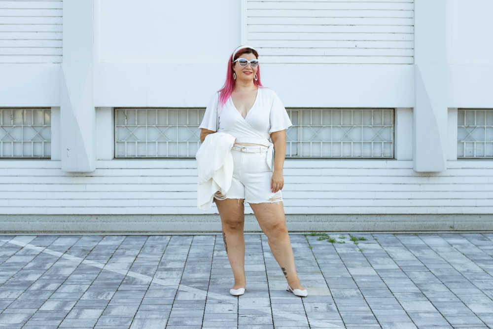 #CurvyColorchallenge bianco, come indossarlo (6)