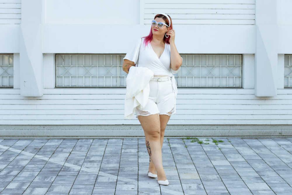 #CurvyColorchallenge bianco, come indossarlo (4)