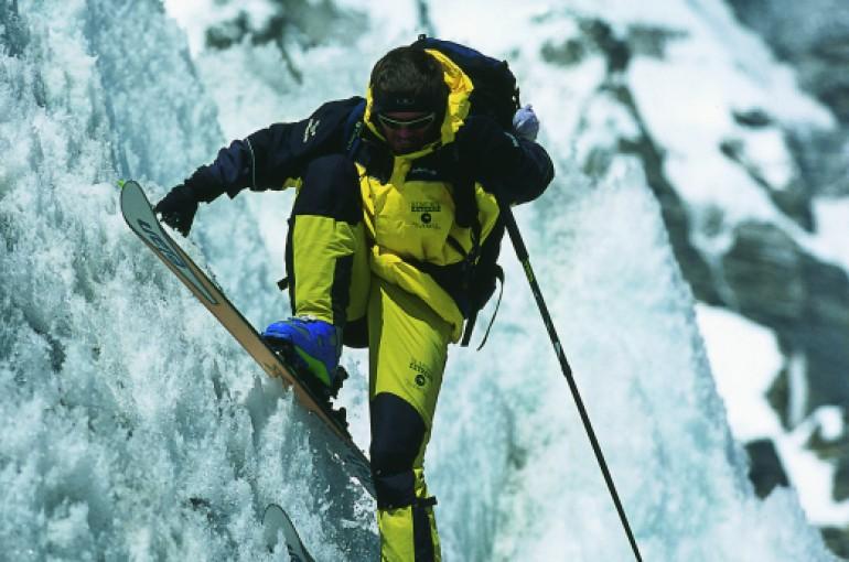 Davo Karničar – prvosjezd Everestu na lyžích
