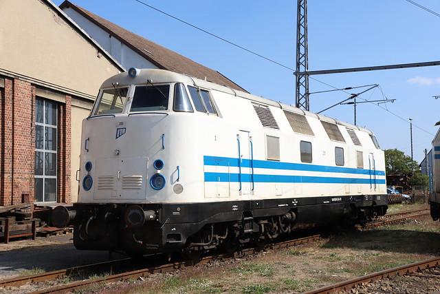 ITB 205 (228 412-3) Nordhausen - 11/09/2019.