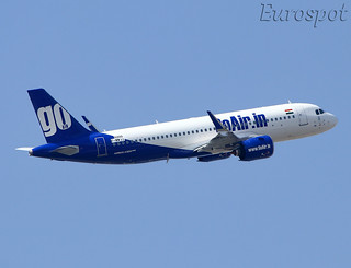 F-WWII Airbus A320 Neo Go Air