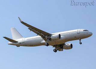 F-WWIY Airbus A320  Cambodia Angkor Air