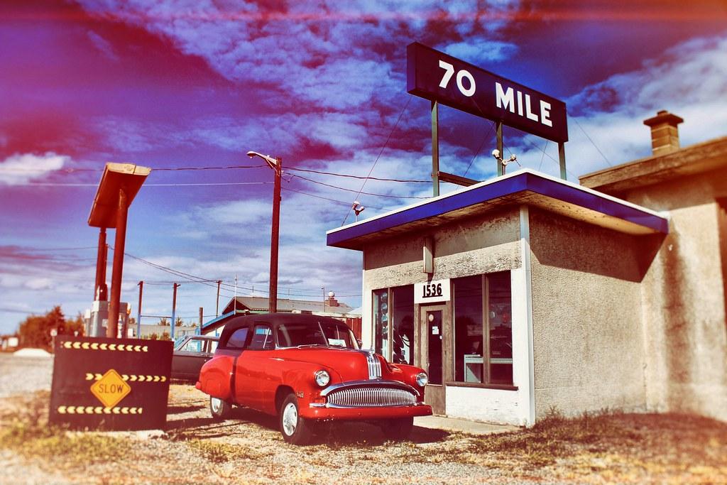70 Mile House, B.C.