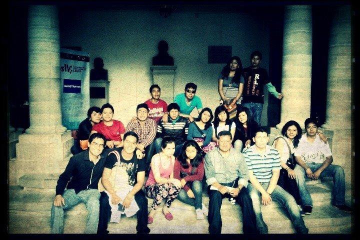 Viaje de integración académica 2013