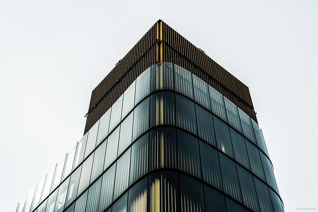 Modern Architecture - Prague, Czech Republic