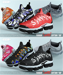 """[ Versov // ] """"Yougov"""" LIMITED EDITION sneakers available at MAN CAVE"""