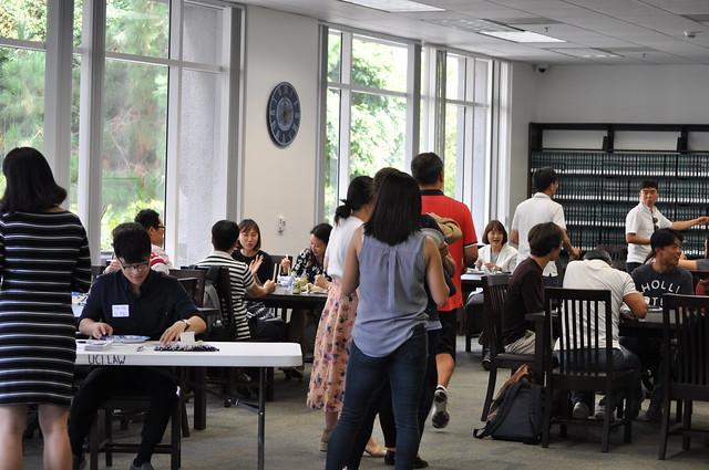 Korea Law Center: Chuseok & Fall Welcome Reception