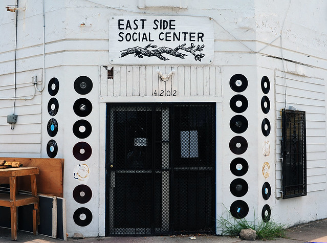 East Side Social Center - Houston,Texas