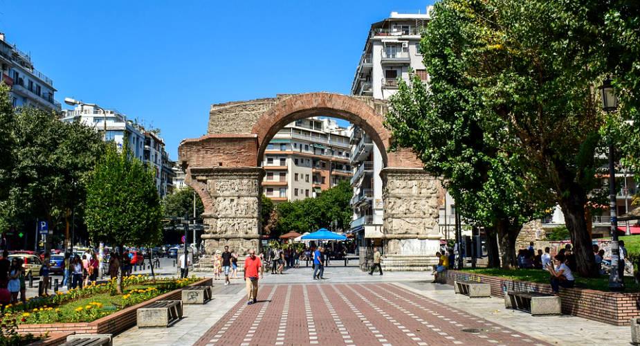 Fietsen in Thessaloniki | Mooistestedentrips.nl
