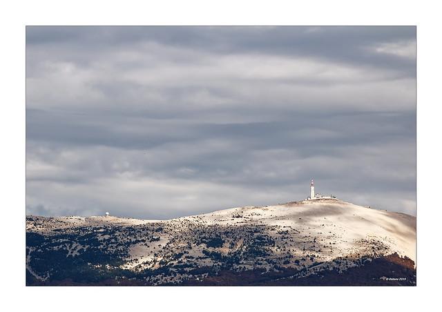 Mont Ventoux - DE KALE BERG