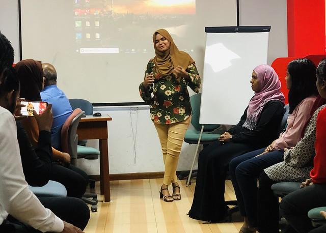 2019 ADAPT Workshop in Maldives