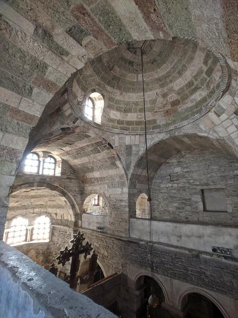 Church of the Panagia with 100 Doors  Paros, Greece
