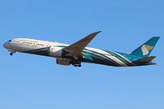 A40-SG   Boeing 787-9 Dreamliner   Oman Air
