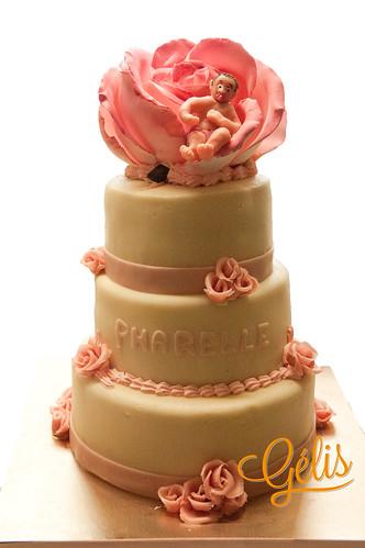 Wedding cake Pharelle