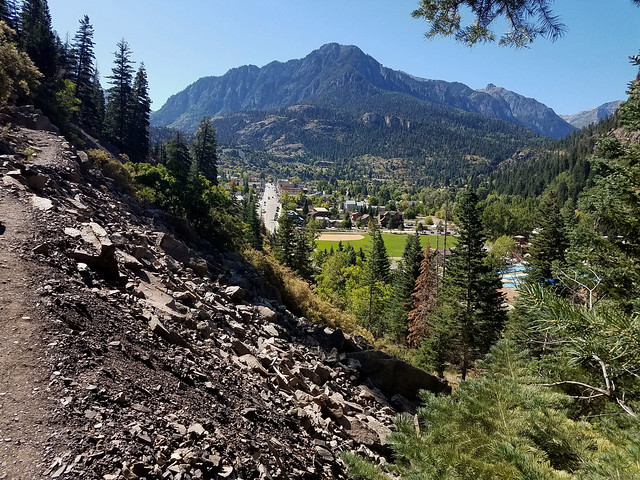 The Perimeter Trail – Ouray, CO