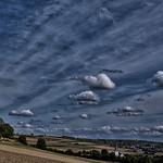 6. September 2019 - 13:56 - Himmel über Albisheim