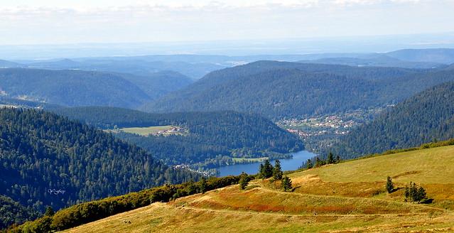 Lac de Longemer ( Vosges )