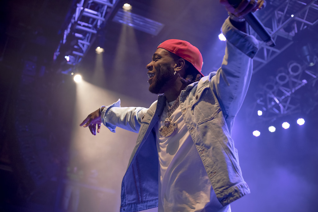 Live Review Burna Boy The Fillmore Silver Spring 9 15 19 Parklife Dc