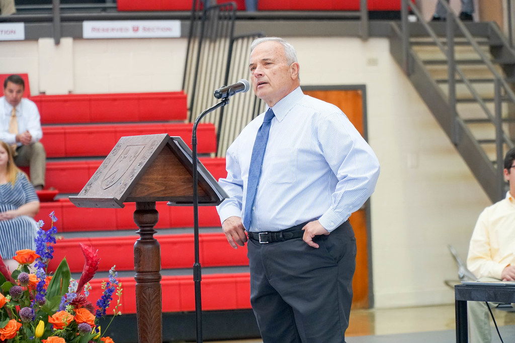 Mr. Caboni's Memorial Liturgy