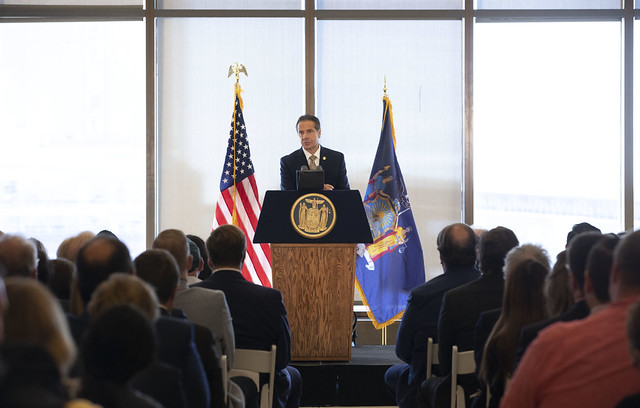 Governor Cuomo Announces Winner of Buffalo Skyway Corridor Competition