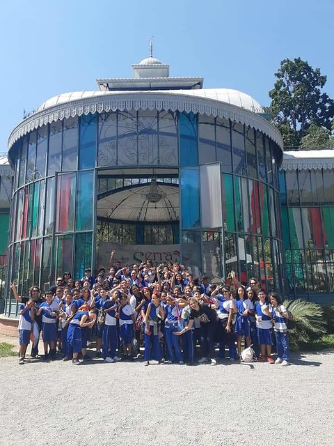 Visita a Petrópolis
